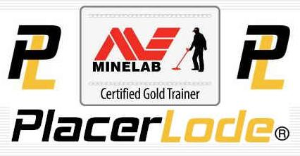 Minelab  Certified Gold Trainer PlacerLode